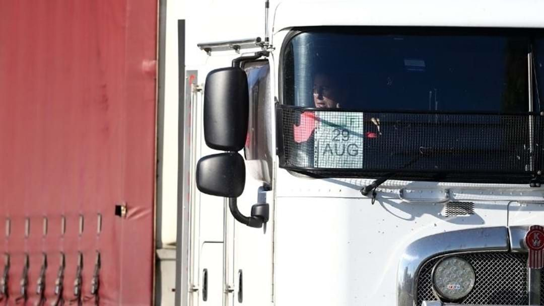Article heading image for NSW Truck Driver Tests Positive For Covid-19 After Two Days In Perth