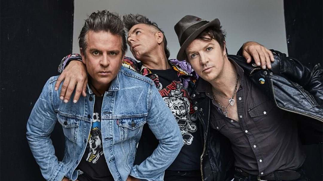 Article heading image for Attention Rock Fans: The Living End Are The Next Act To Play On Coopers' Live, Loud And Local