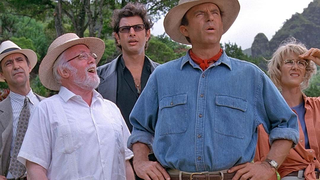 Article heading image for The OG Jurassic Park Films Are Coming To Netflix!