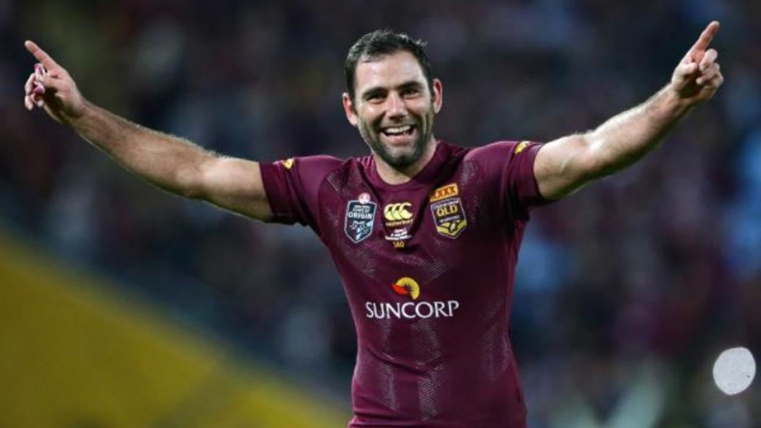 Article heading image for Cam Smith: 'Thanks To The Fans, It Was A Pleasure Playing In Front Of You'