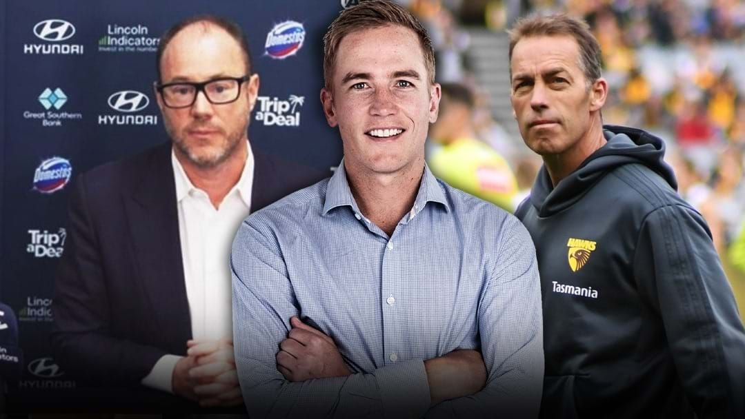 Article heading image for Bernie Vince Slams Carlton For Missing Out On Clarkson