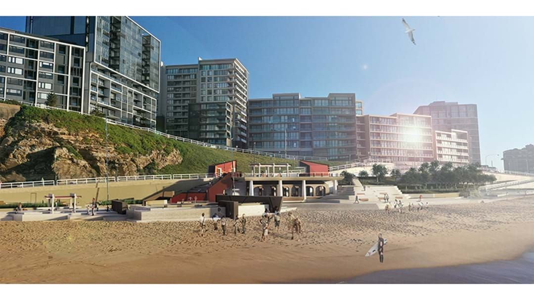Article heading image for Council Gives Skate Bowl On South Newcastle Beach A Rethink