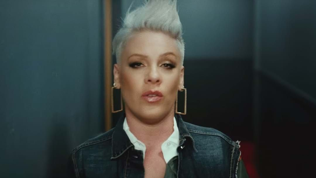 Article heading image for P!nk Drops Emotional New Film Clip