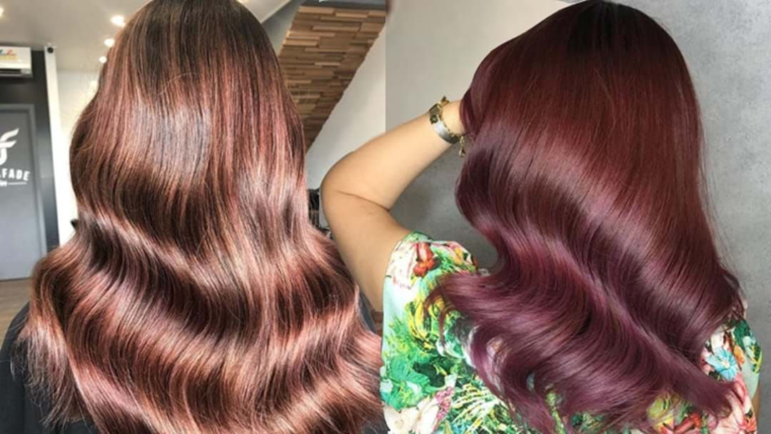 Rose Brown Hair Is Officially The Only Trend 2018 Needs