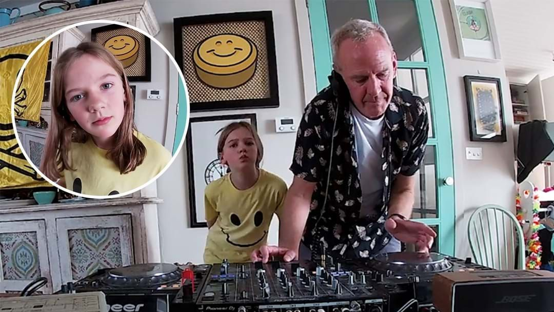 Article heading image for Fatboy Slim Has A 10 Year-Old Daughter Who DJ's And Goes By 'Fat Girl Slim'