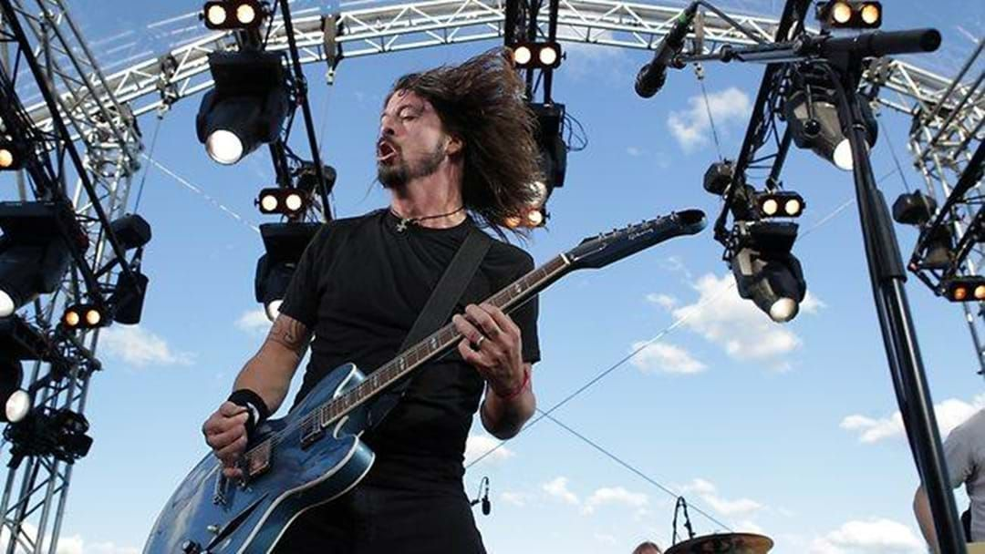 Article heading image for Dave Grohl On 25 Years Of The Foo Fighters