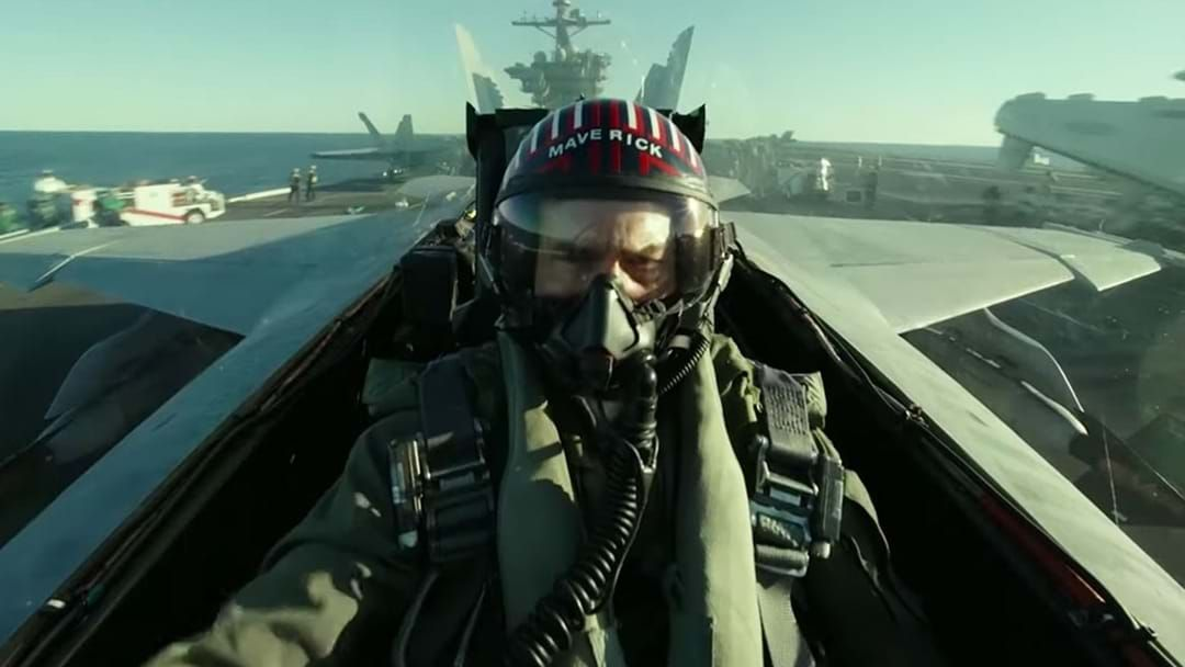 Article heading image for Everyone Is Freaking Out Over The New 'Top Gun: Maverick' Trailer