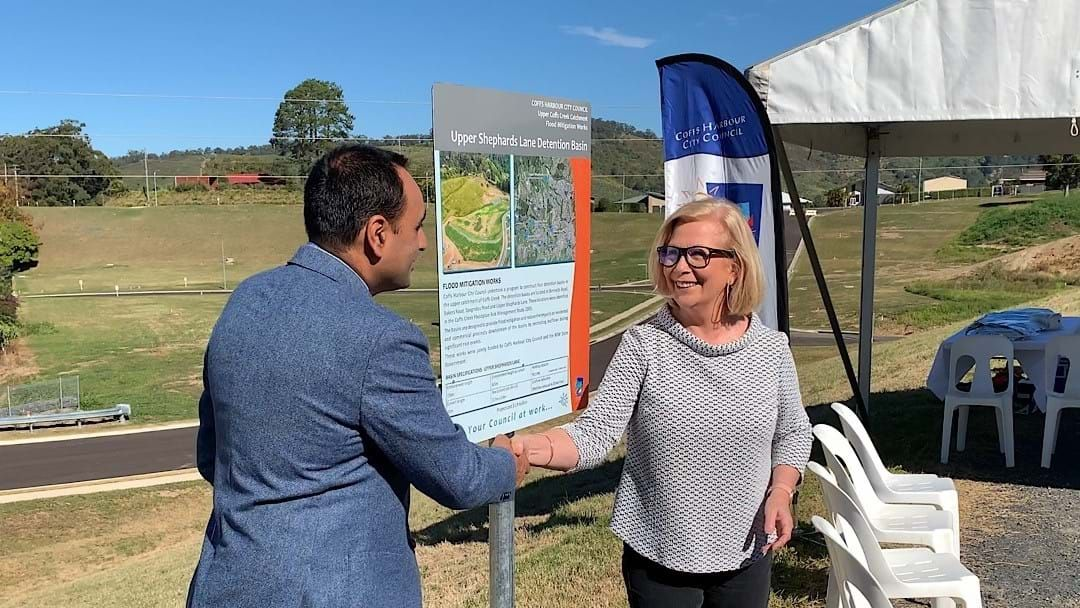 Article heading image for COFFS HARBOUR: Council & Government Work Together To Reduce Flooding Risk
