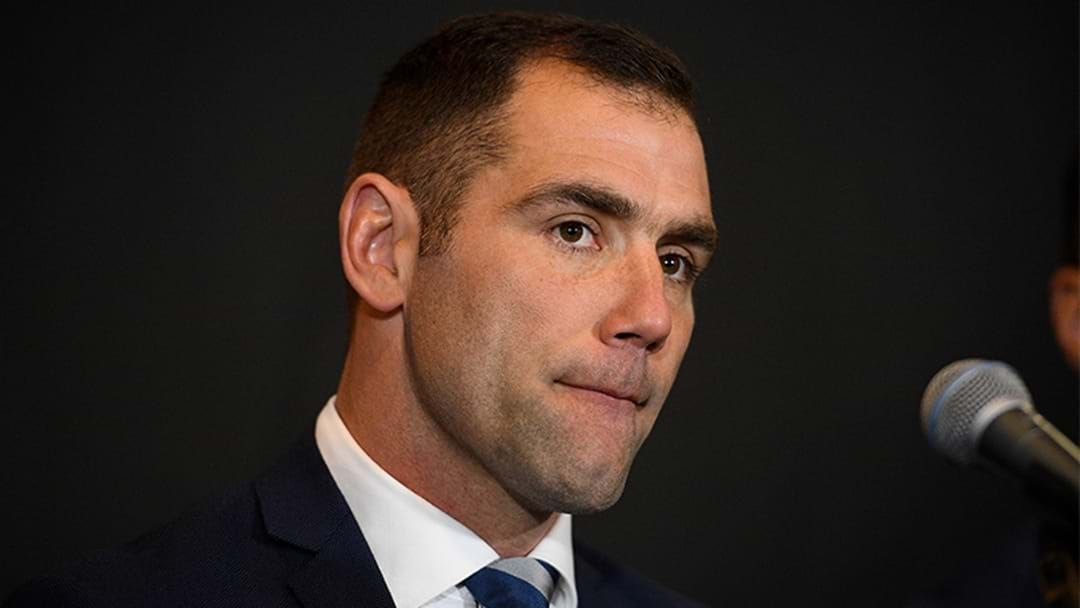 """Article heading image for """"I Won't Be Playing"""": Cameron Smith Responds To Triple M Brisbane's Origin CAM-paign"""
