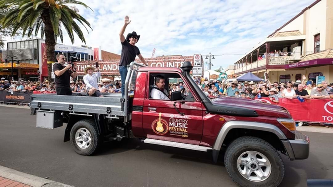 Article heading image for Thousands Hit Tamworth for Toyota Country Music Festival Opening Weekend