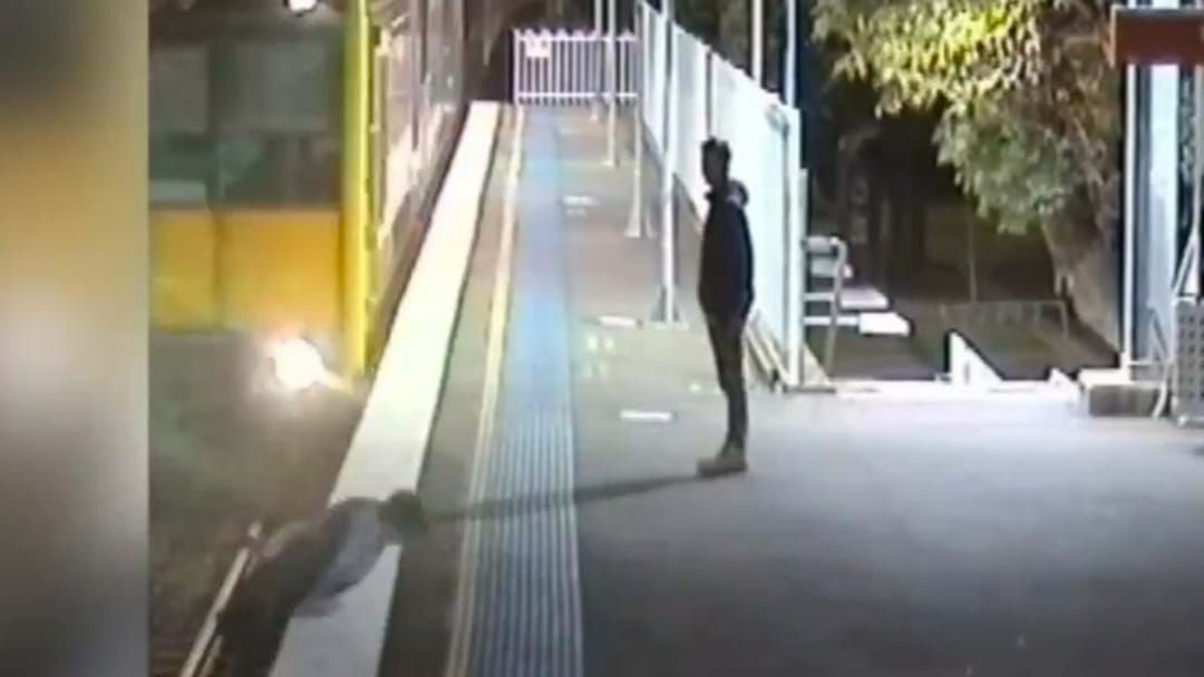 Article heading image for Crackdown On Dangerous Behaviour On Sydney Trains