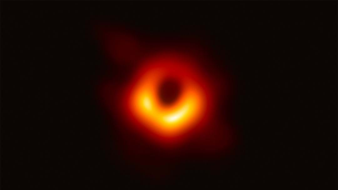 Article heading image for Scientists Release First Ever Photo Taken Of A Black Hole