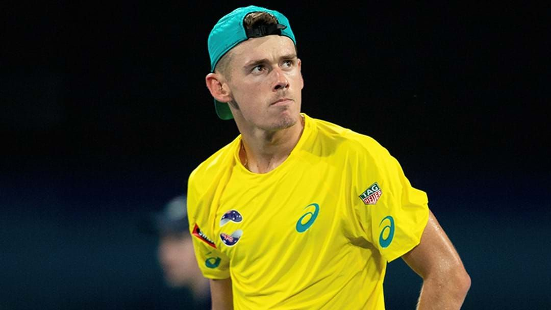 Article heading image for Alex De Minaur Withdraws From Australian Open Due To Injury