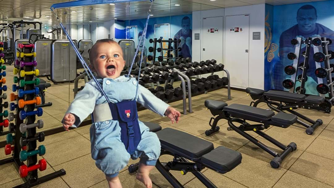 Article heading image for SA's Newest Fitness Craze Looks Like It Could Actually Make Exercise Fun