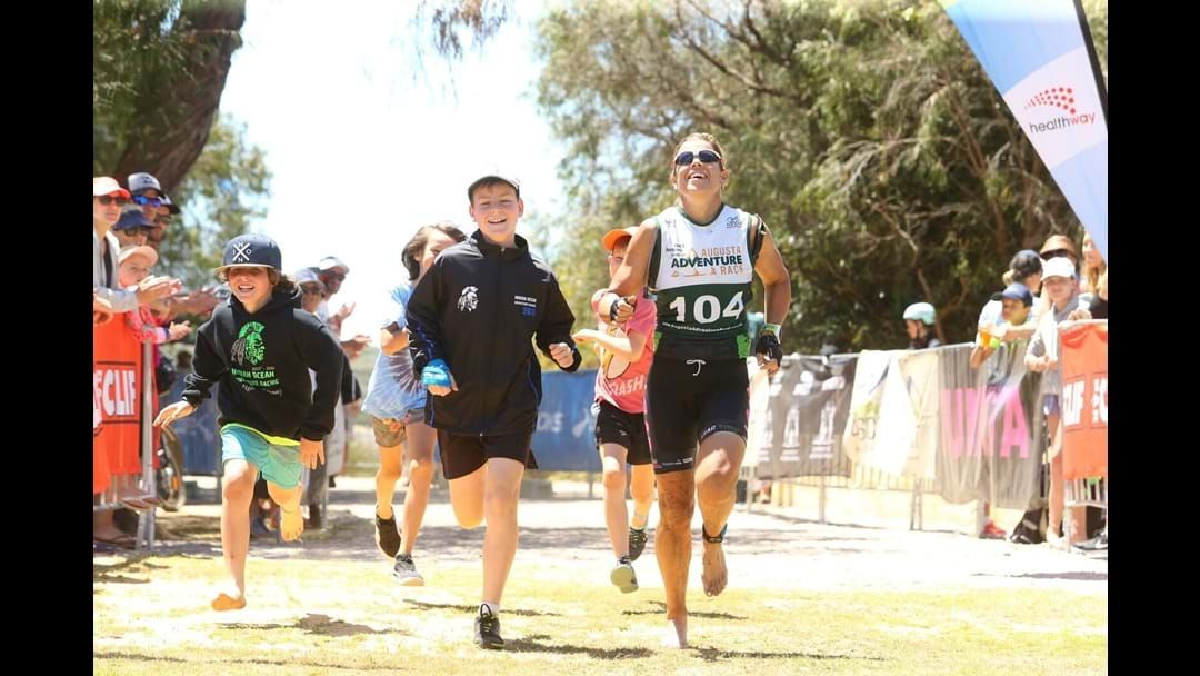 Article heading image for Windy Conditions at Augusta Adventure Race