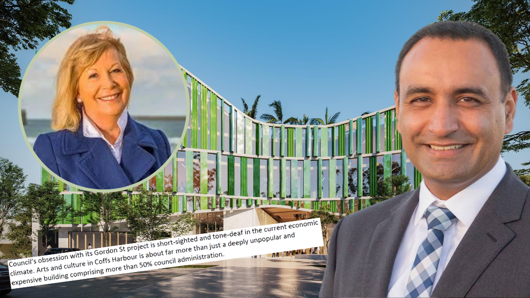 """Article heading image for """"Short-sighted and tone-deaf"""": Coffs MP Describes Council Obsession with Gordon Street Project"""