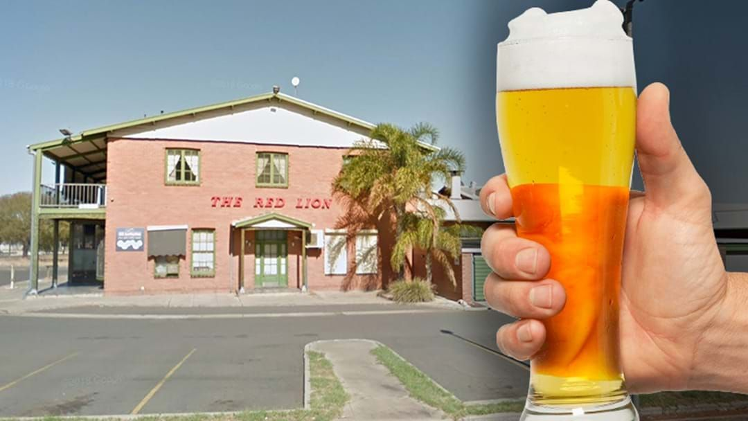 Article heading image for One Pub In Adelaide Is Giving Away Free Beer If It Hits 45 Degrees Tomorrow