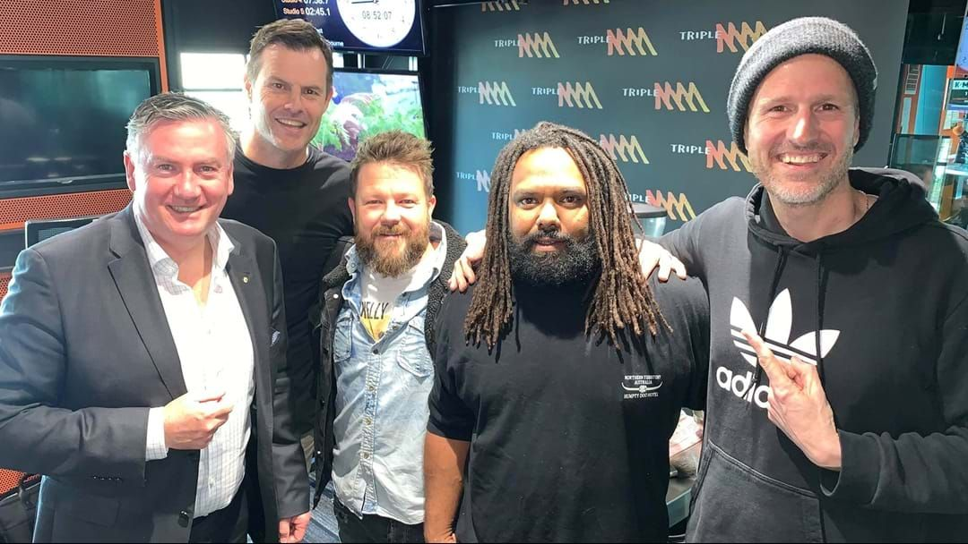 Article heading image for Their Music Is Sweet, But The Crowd Is Rowdy- Busby Marou On The Live Show