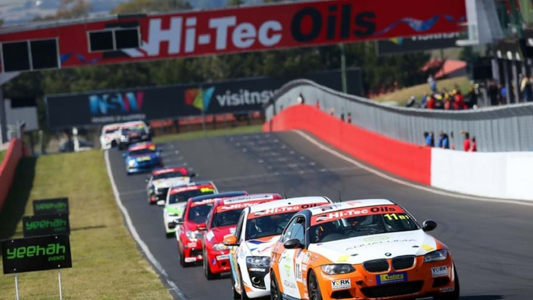 Article heading image for McAdam & Carroll To Join Forces For The Bathurst 6 Hour