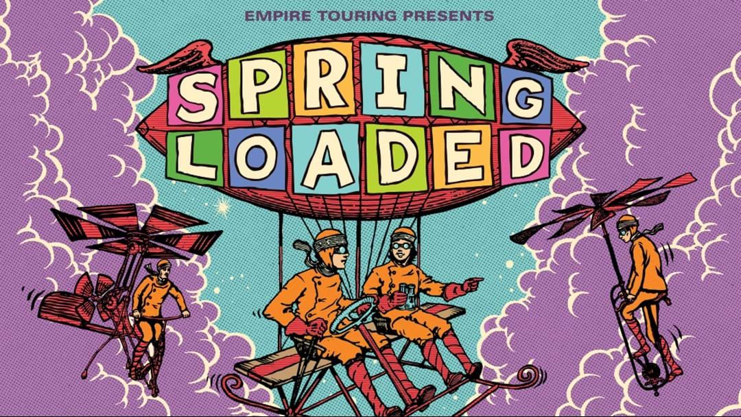 Article heading image for The Ultimate Aussie Alt Rock Festival Spring Loaded Is Heading To VIC