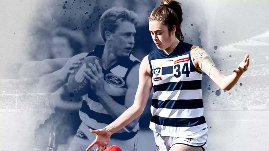 Article heading image for Mooroopna's Millie Brown Off To The Cats!