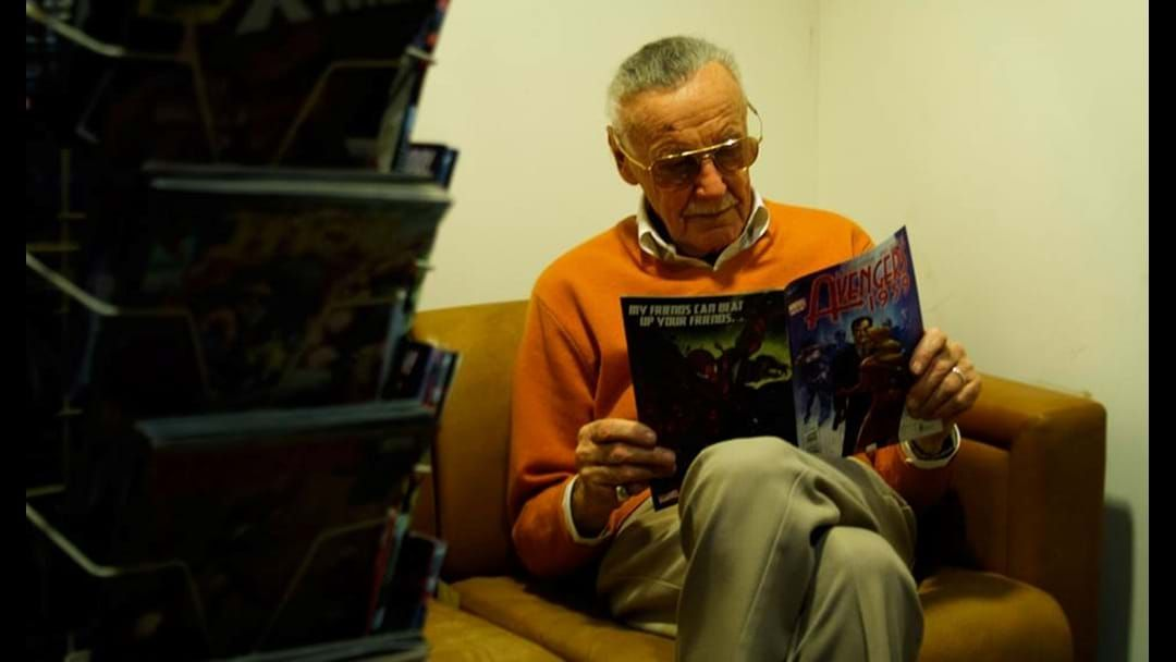 Article heading image for Legendary Stan Lee, Marvel Comics Creator Has Died, Age 95