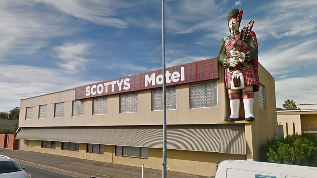 Article heading image for Rejoice: Scotty's Motel Is NOT Getting Knocked Down