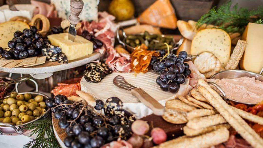 Article heading image for Melbourne's Wine & Cheese Fest Is Happening This Sunday