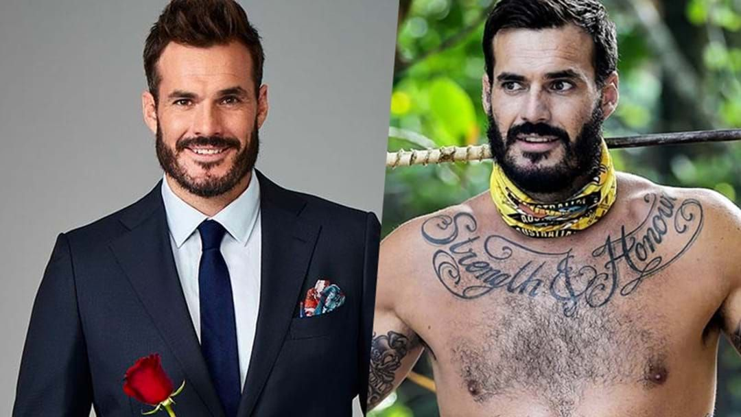Article heading image for Australia's 2020 Bachelor Is Locky From Survivor