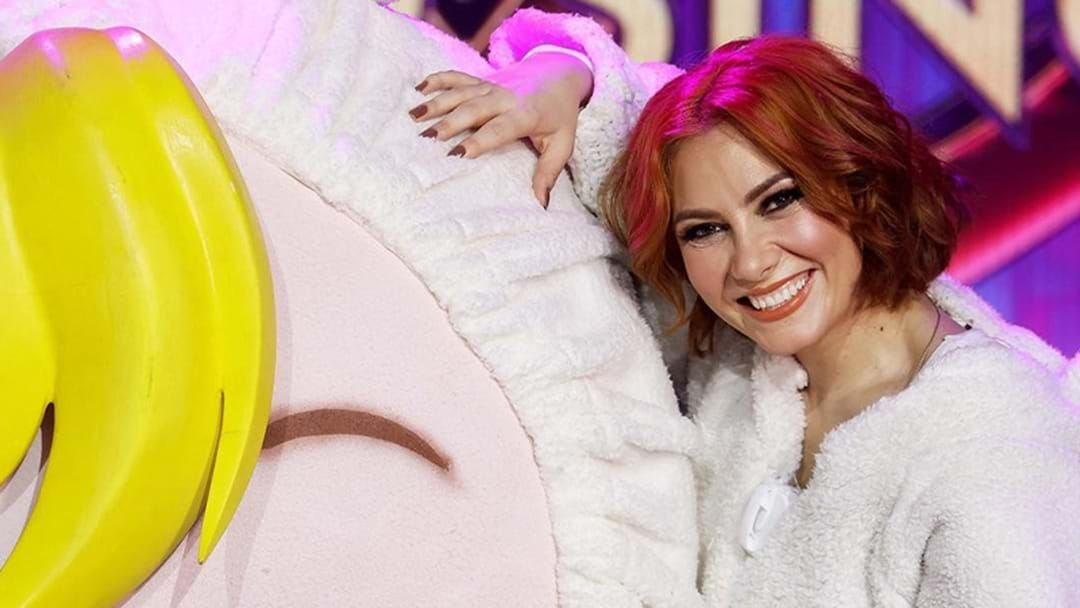Article heading image for Ella Hooper On Going From Rock To Pop For The Masked Singer