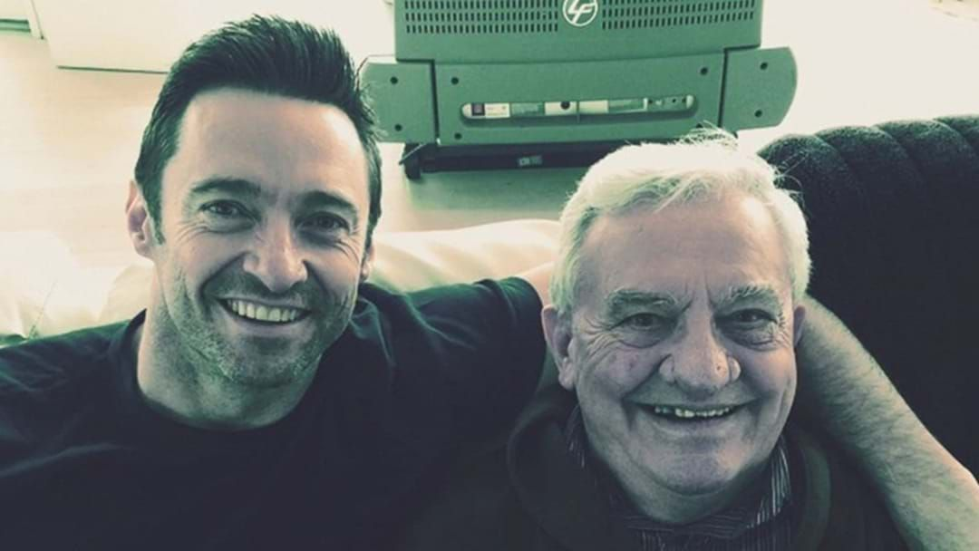 Article heading image for Hugh Jackman's Father's Day Heartbreak