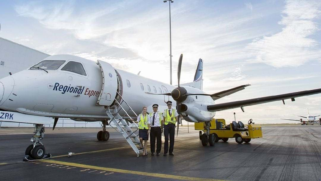 Article heading image for REX Airlines Receives Funding For Regional And Remote Travel Services