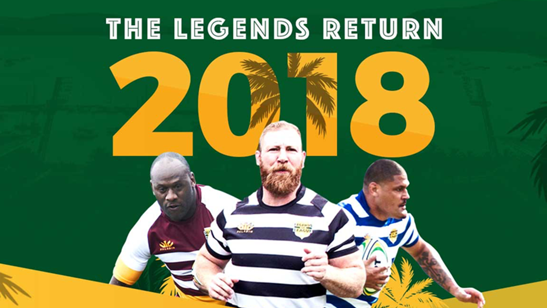 Article heading image for All Your Favourite Footy Legends Are Coming To The Coast!