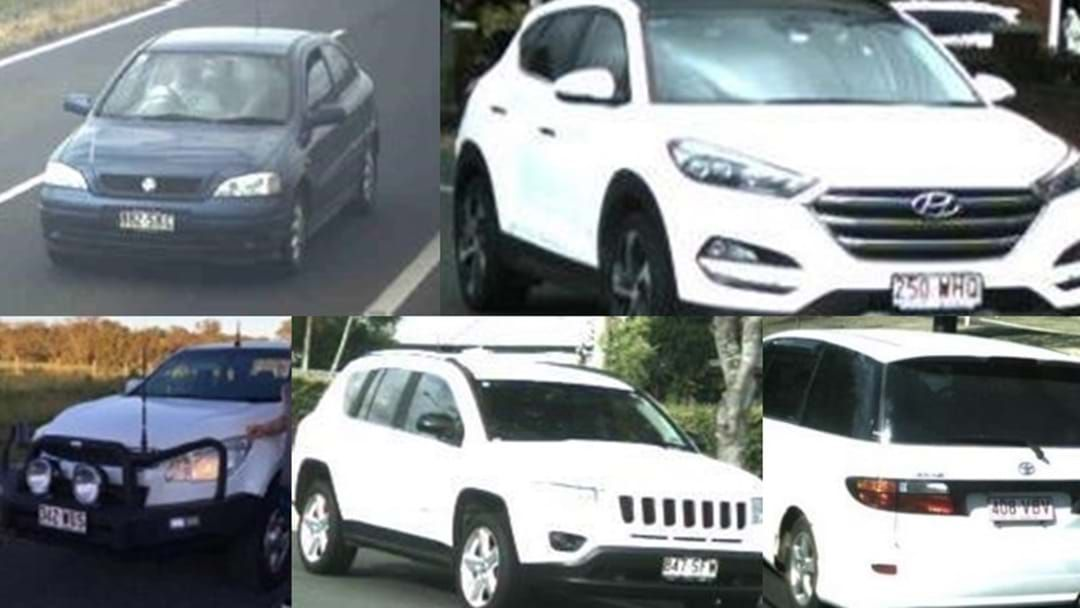 Article heading image for Five Stolen Cars To Be on The Lookout For