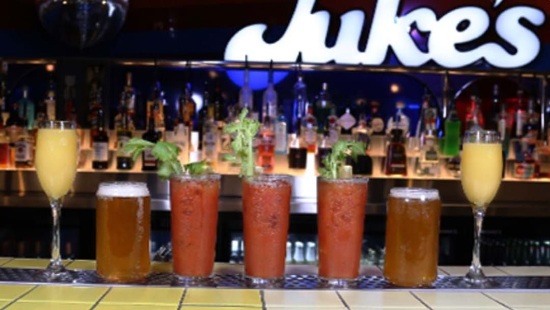 Article heading image for You Can Now Combine A Bottomless Boozy Brunch With Karaoke In Melbourne