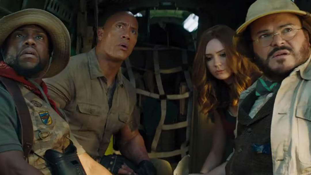 Article heading image for There's Another Jumanji On The Horizon And Here's The Epic First Trailer