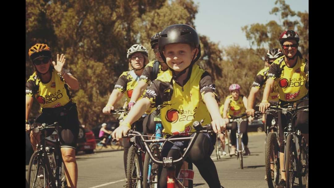 Article heading image for Register HERE for the 2019 Tatura 200 Charity Bike Ride & Walk