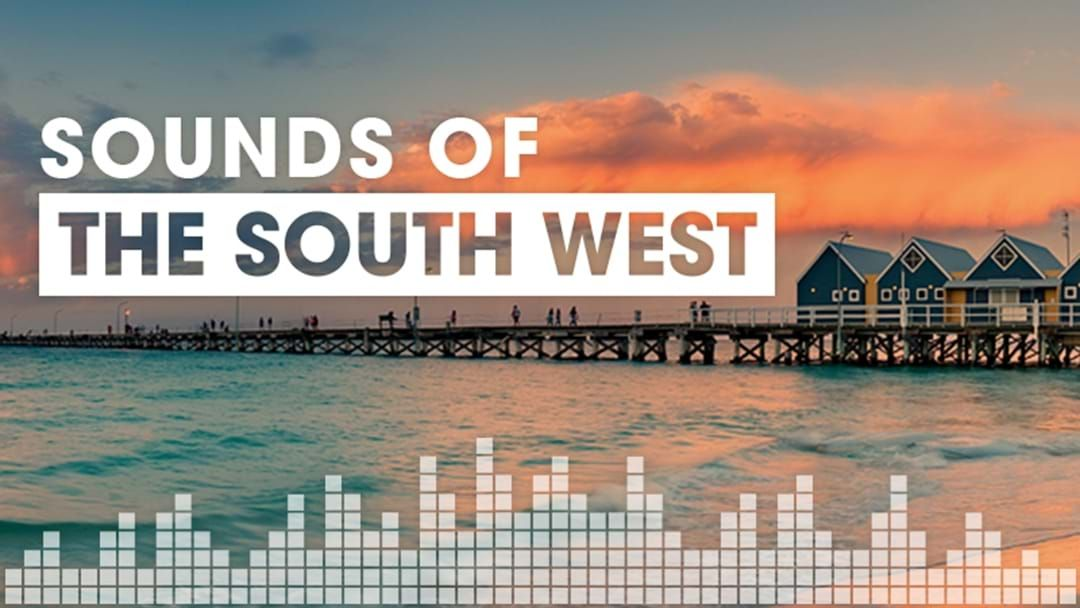 Competition heading image for Sounds of the South West