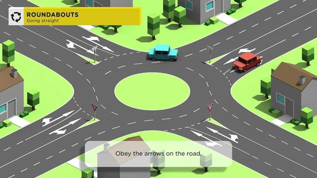 Article heading image for Do You Know How To Drive Through A ROUNDABOUT? An Alarming Amount Of Motorists Do NOT!