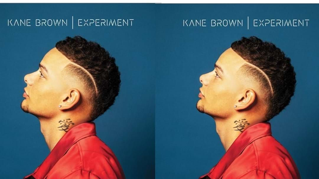 "Article heading image for Kane Brown Celebrates GOLD-Certified Album Experiment and Platinum-Certified Single ""Lose It"""