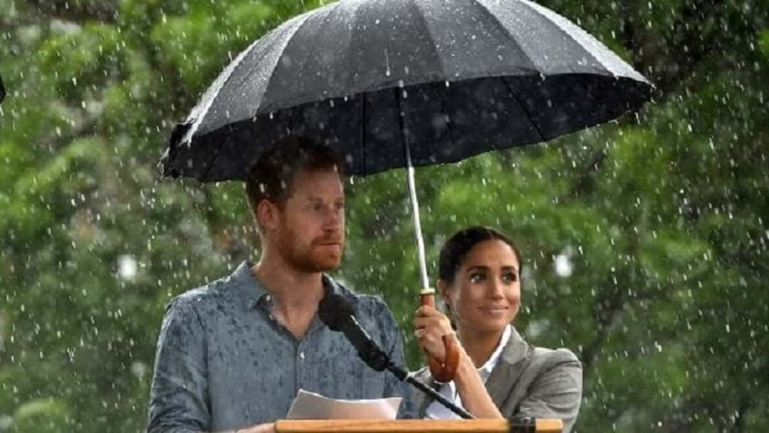 Article heading image for THAT'S ONE EXPENSIVE HOLIDAY! Aussie taxpayers foot the $411,000 bill for Prince Harry and Meghan's Royal Aussie visit