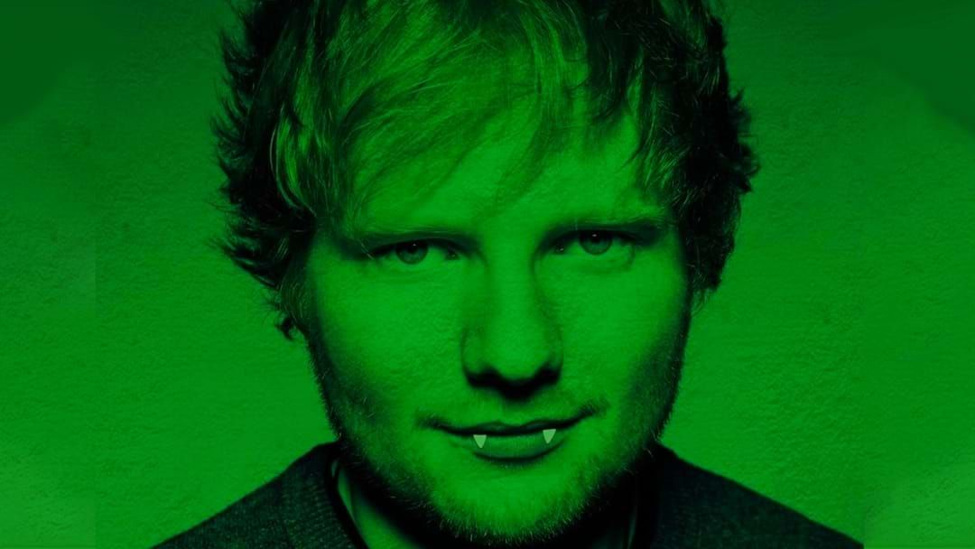 Article heading image for Ed Sheeran Spotted Shooting New Music Video Dressed As Vampire!