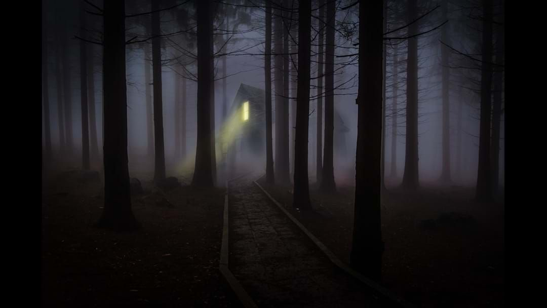 Article heading image for Can You Survive A Night Of Horror Movies In The Middle Of The Woods?