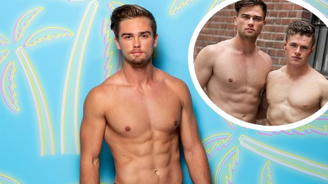 Article heading image for Love Island's Noah Purvis Fired From The Show After It Was Revealed He Was A Gay Porn Star!