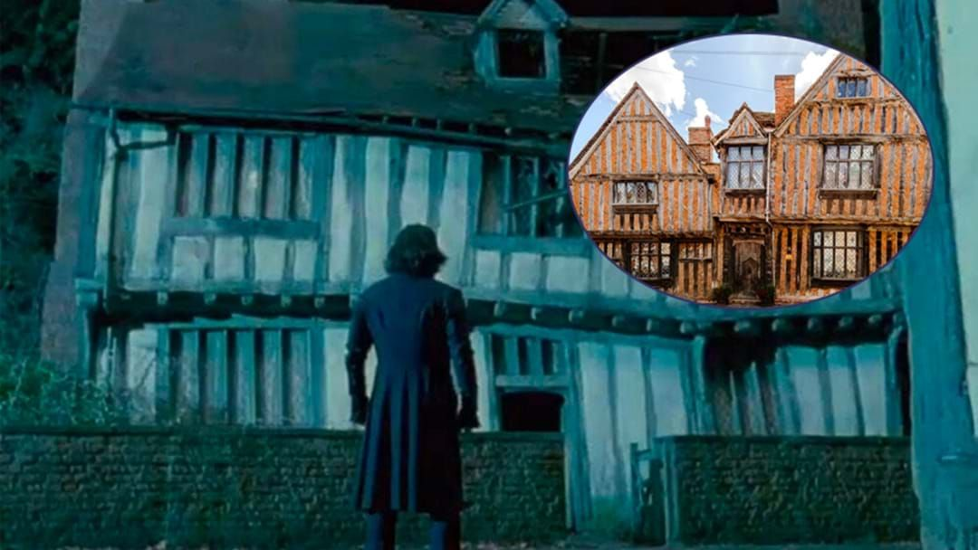 Article heading image for You Could Buy The Actual Godric's Hollow House From The Harry Potter Movies