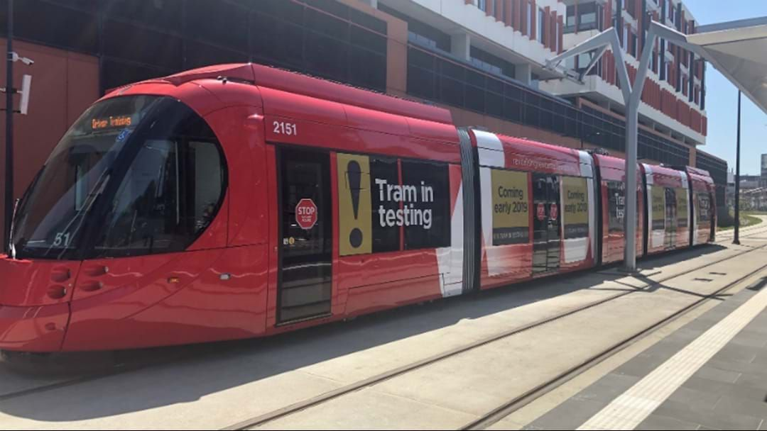 Article heading image for CONFIRMED: Newcastle Light Rail Starting Feb 18