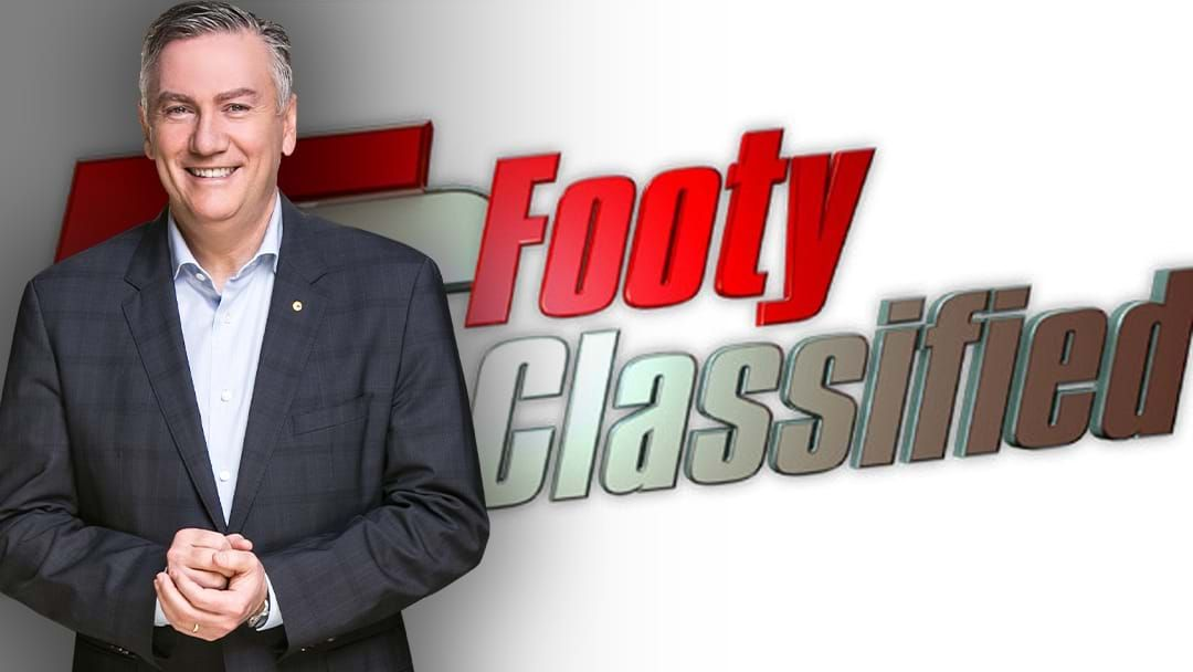 Article heading image for Eddie McGuire Responds To Craig Hutchinson's Footy Classified Claims