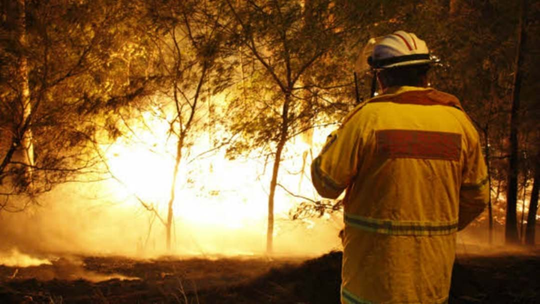 Article heading image for Historic Bushfire Threat As Crews Battle Hinterland Blazes