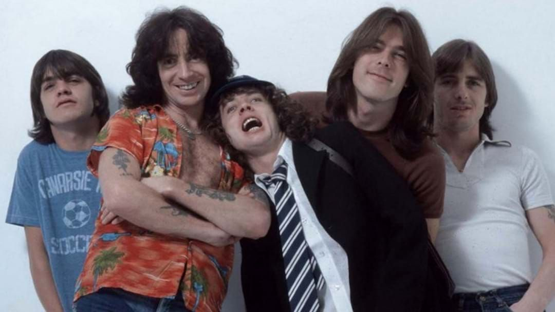 Article heading image for AC/DC Are Back With A New Video From The Vaults