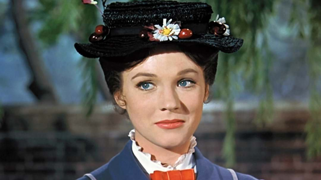 Article heading image for Only Mary Poppins Fans Will Understand Why Today Is SO Important!